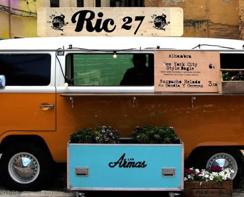 Streetfood og truck